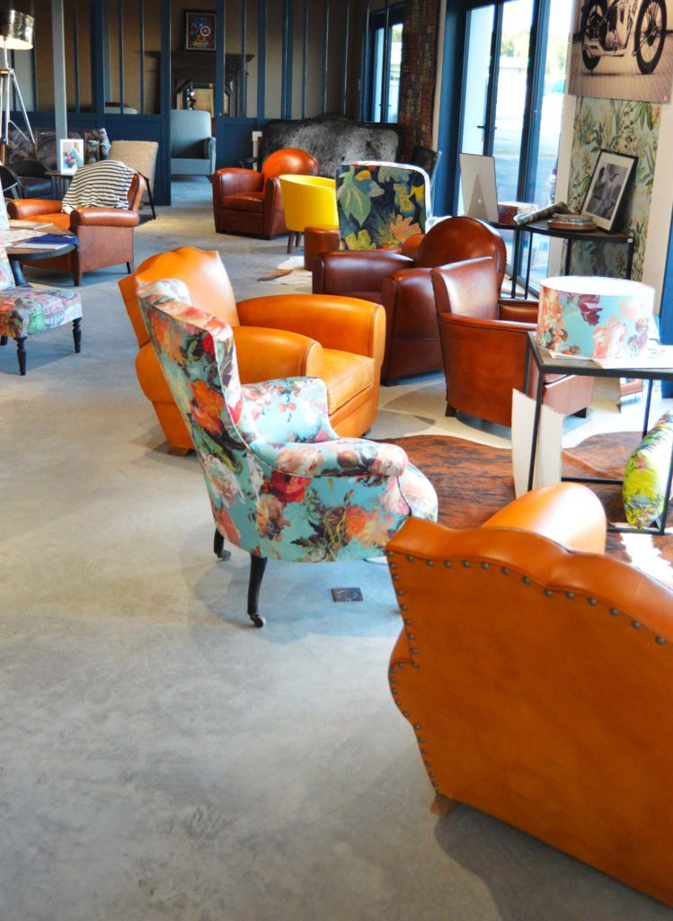 Nouvelle boutique Fauteuils Club Barreteau